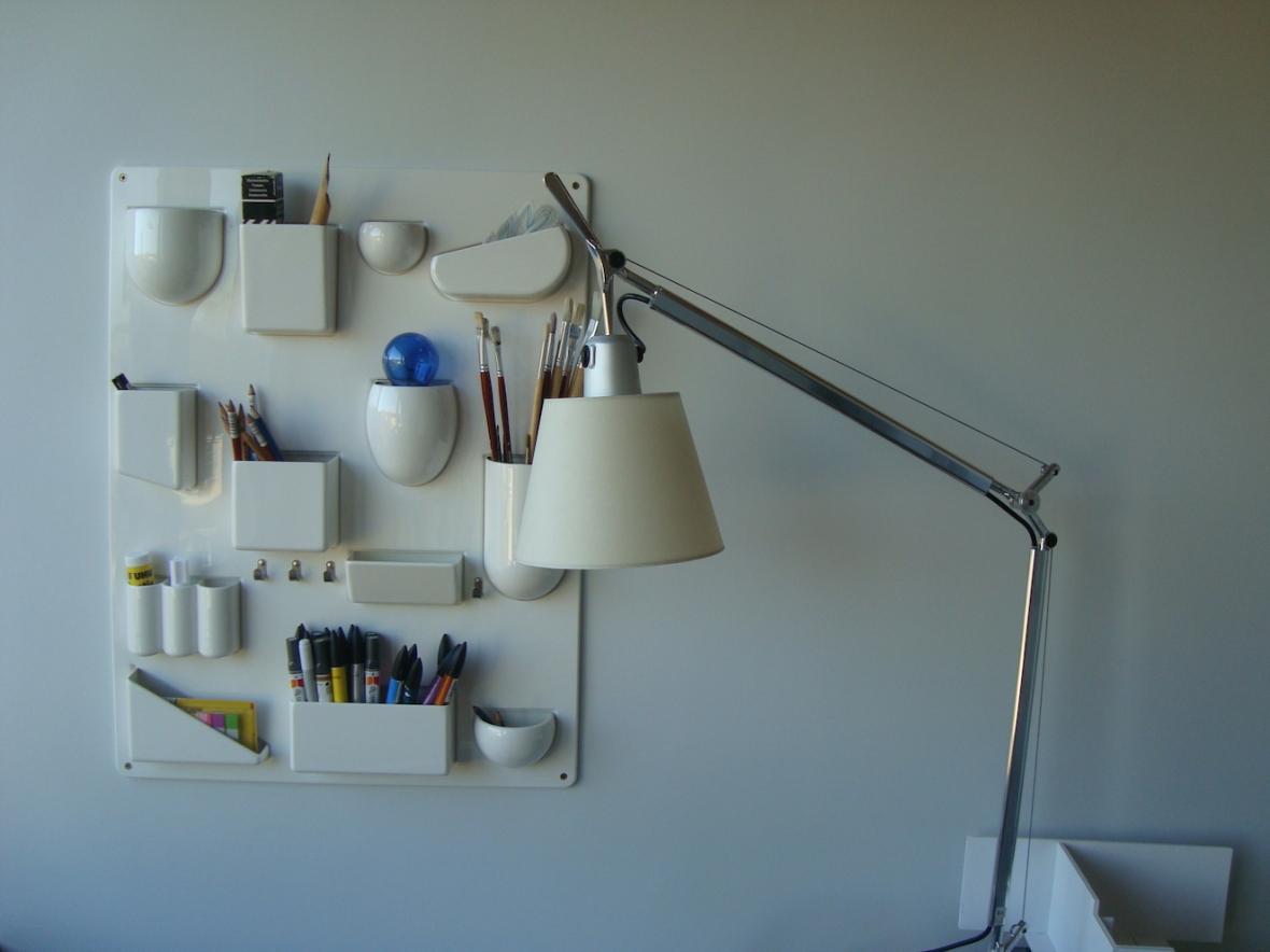study-wall
